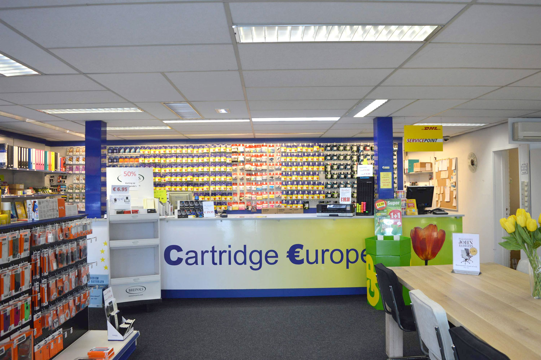 Winkel-cartridge-europe-zwolle