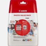 Nieuwe aanwinst: Cartridges Canon 580/581 serie 2
